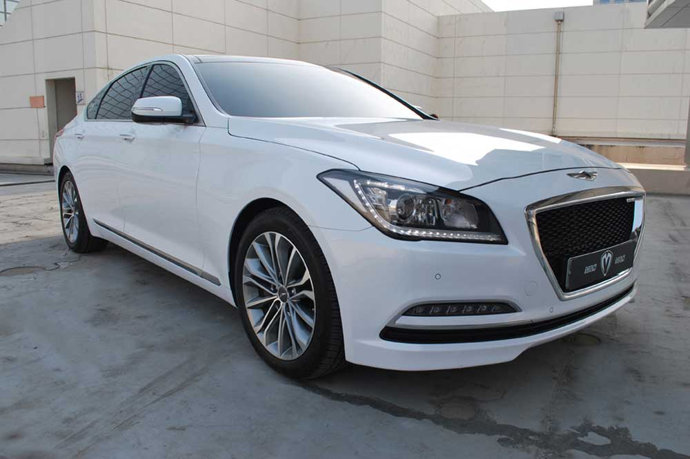 Custom M&S Grille for Hyundai Genesis Sedan 2015-2016