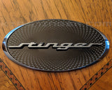 Oval Stinger Badge for Front or Rear