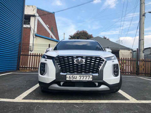 Tiger Teeth Bumper for the Hyundai Palisade