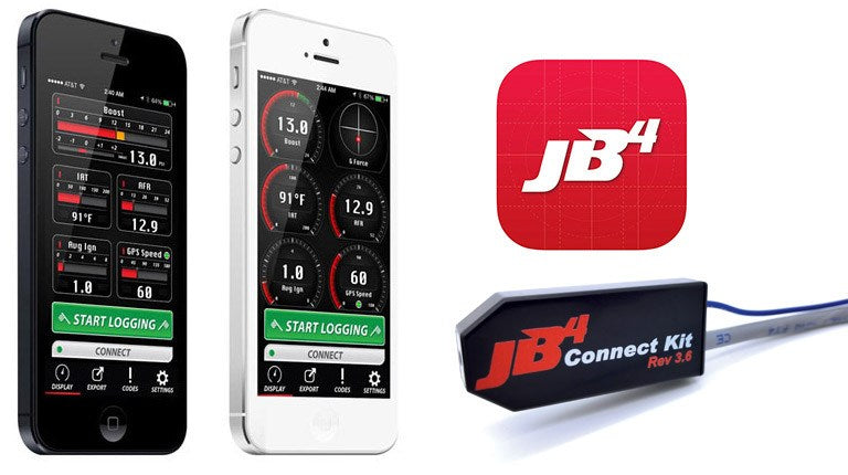 JB4 Bluetooth Wireless Connect Kit Rev 3.7