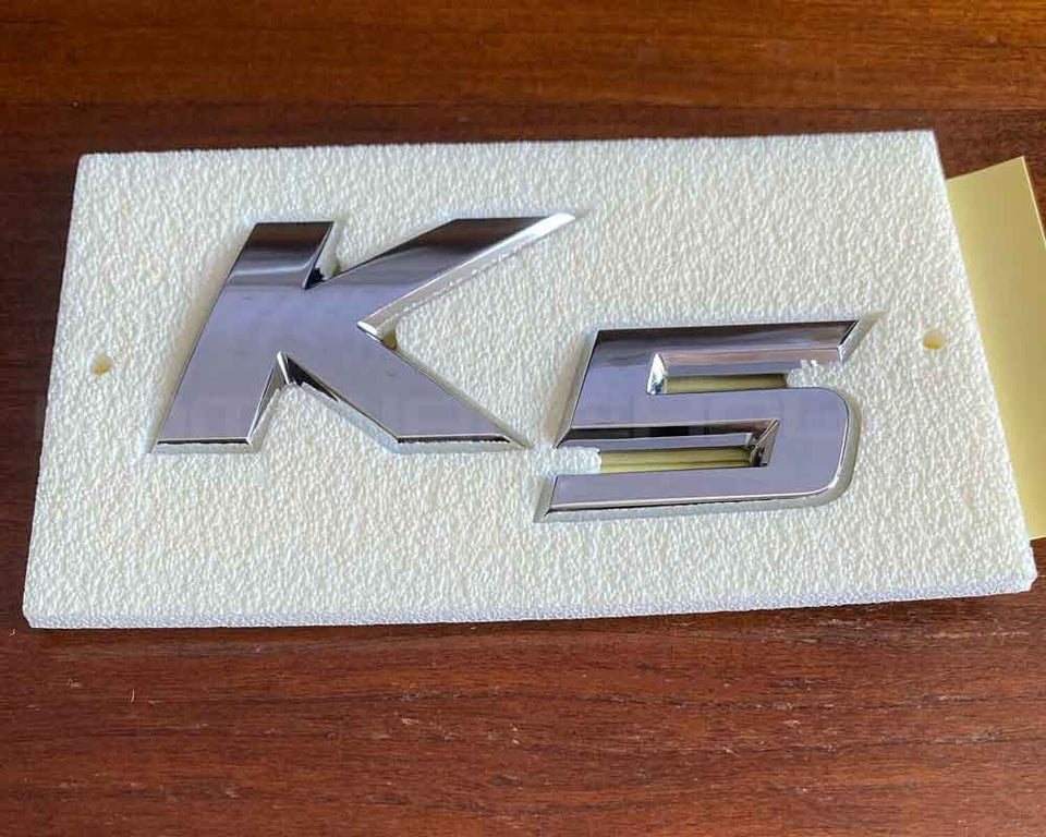 K5 Optima Badges