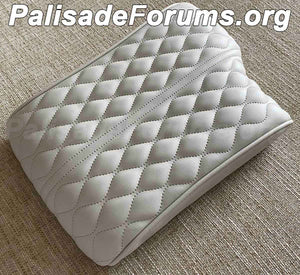 Luxury Quilted Design for Palisade Armrest