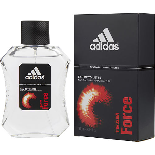Adidas Team Force By Adidas Edt Spray 3.4 Oz (developed With Athletes)