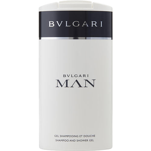 Bvlgari Man By Bvlgari Shampoo And Shower Gel 6.8 Oz