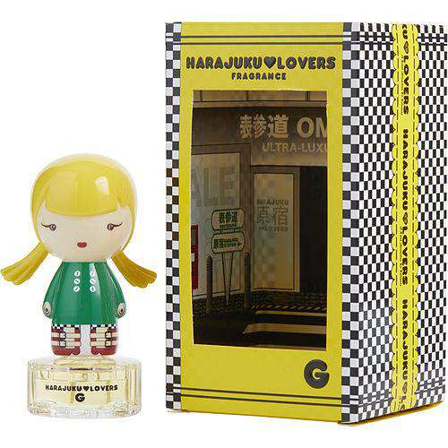 Harajuku Lovers Wicked Style G By Gwen Stefani Edt Spray .33 Oz