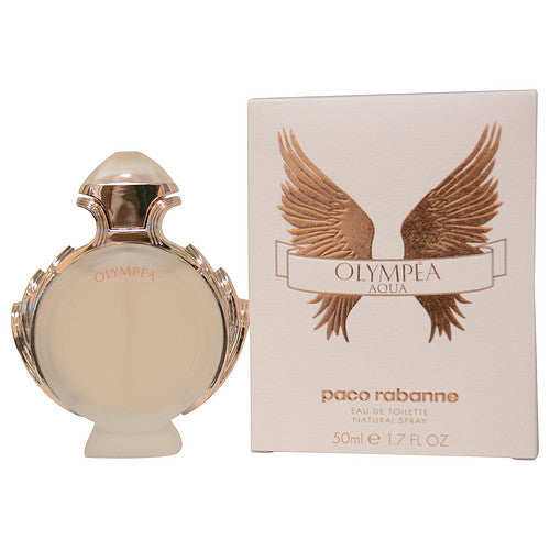 Paco Rabanne Olympea Aqua By Paco Rabanne Edt Spray 1.7 Oz