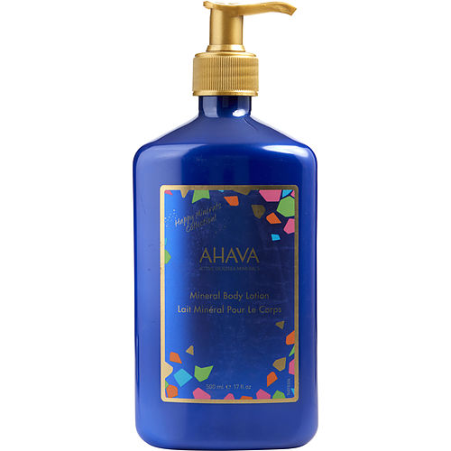 Ahava By Ahava Mineral Body Lotion --500ml-17oz