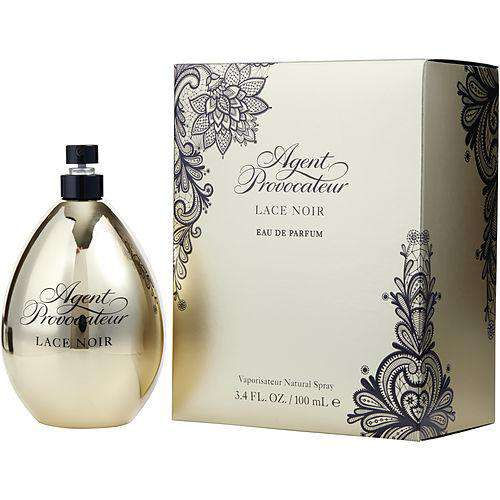 Agent Provocateur Lace Noir By Agent Provocateur Eau De Parfum Spray 3.4 Oz