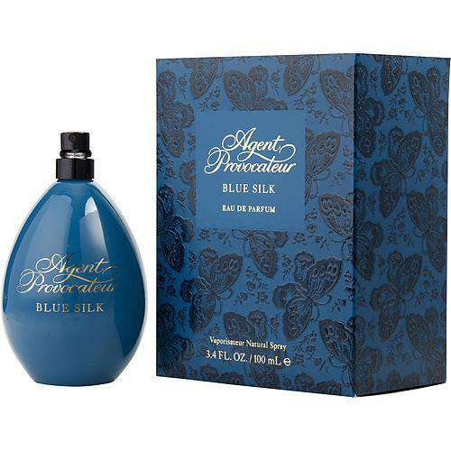 Agent Provocateur Blue Silk By Agent Provocateur Eau De Parfum Spray 3.4 Oz