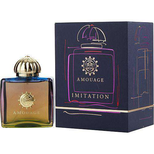 Amouage Imitation Woman By Amouage Eau De Parfum Spray 3.4 Oz