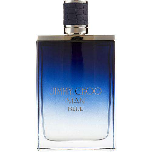 Jimmy Choo Blue By Jimmy Choo Edt Spray 3.3 Oz *tester