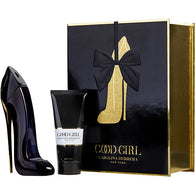 Ch Good Girl By Carolina Herrera Eau De Parfum Spray 2.7 Oz & Body Lotion 3.4 Oz