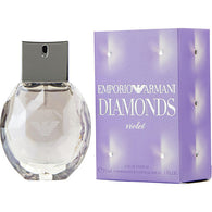 Emporio Armani Diamonds Violet By Giorgio Armani Eau De Parfum Spray 1 Oz