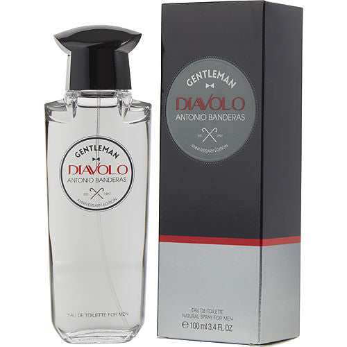 Diavolo Gentleman By Antonio Banderas Edt Spray 3.4 Oz