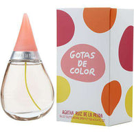 Agatha Ruiz De La Prada Gotas De Color Edt Spray 3.4 Oz