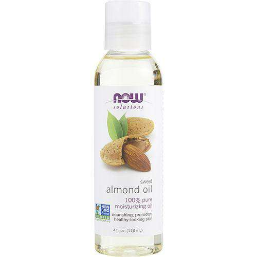 Essential Oils Now By Now Essential Oils Sweet Almond Oil 100% Moisturizing Skin Care 4 Oz