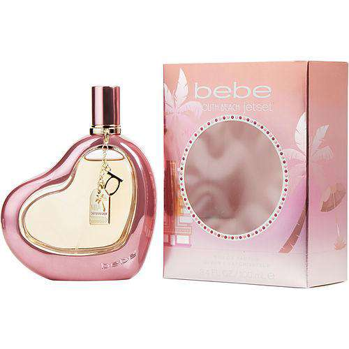 Bebe South Beach Jetset By Bebe Eau De Parfum Spray 3.4 Oz