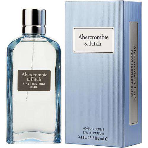 Abercrombie & Fitch First Instinct Blue Eau De Parfum Spray 3.4 Oz