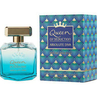 Queen Of Seduction Absolute Diva By Antonio Banderas Edt Spray 2.7 Oz