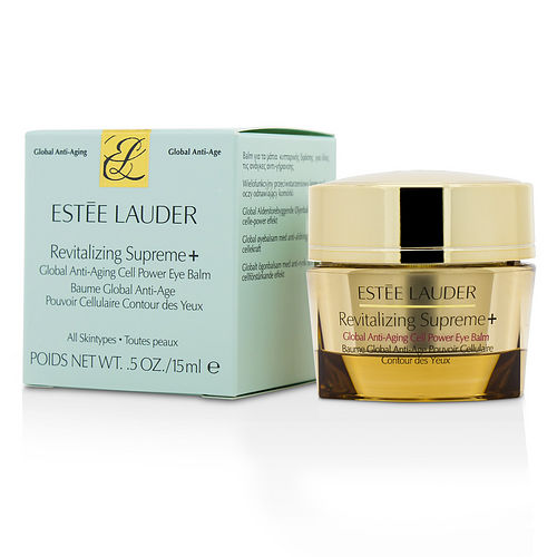 Estee Lauder By Estee Lauder Revitalizing Supreme + Global Anti-aging Cell Power Eye Balm --15ml-0.5oz