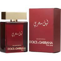 The One Mysterious Night By Dolce & Gabbana Eau De Parfum Spray 3.3 Oz (exclusive Edition)
