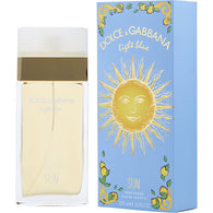 Light Blue Sun By Dolce & Gabbana Edt Spray (limited Edition) For Women