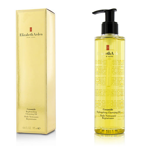 Elizabeth Arden By Elizabeth Arden Ceramide Replenishing Cleansing Oil --195ml-6.6oz