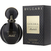 Bvlgari Goldea The Roman Night Absolute Eau De Parfum Spray 2.5 Oz