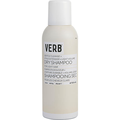 Verb By Verb Dry Shampoo For Light Hair 4.5 Oz