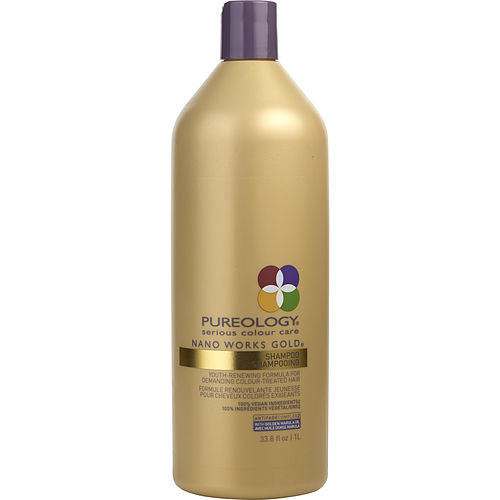 Pureology By Pureology Nanoworks Gold Shampoo 33.8 Oz