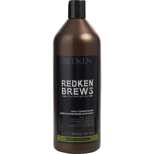 Redken By Redken Redken Brews Daily Conditioner 33.8 Oz