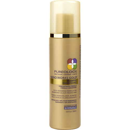 Pureology By Pureology Nanoworks Gold Shampoo 6.8 Oz
