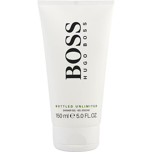 Boss Bottled Unlimited By Hugo Boss Shower Gel 5 Oz