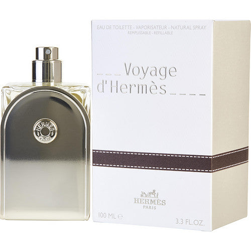 Voyage D'hermes Edt Refillable Spray 3.3 Oz