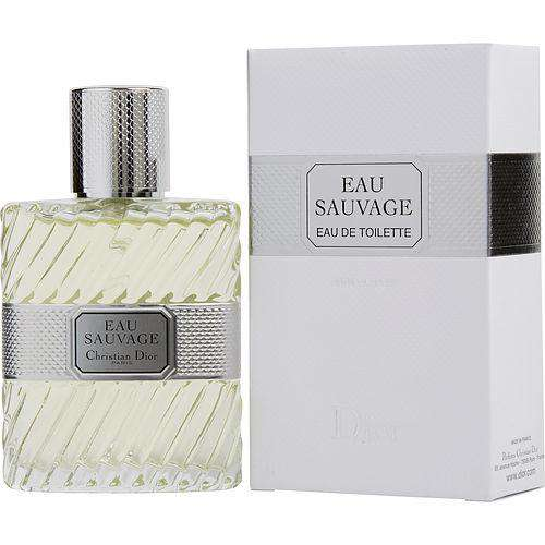 Eau Sauvage By Christian Dior Edt Spray 1.7 Oz