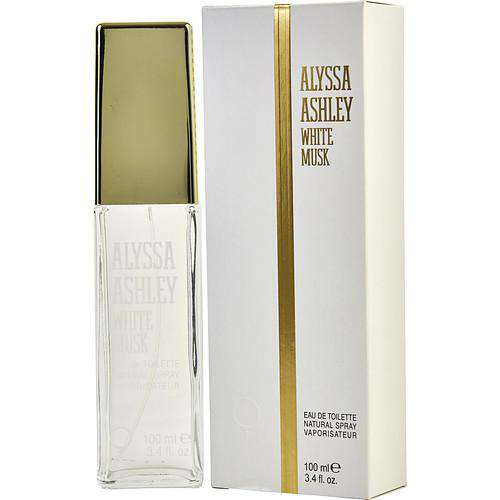 Alyssa Ashley White Musk By Alyssa Ashley Edt Spray 3.4 Oz