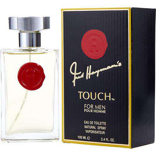 Touch By Fred Hayman Edt Spray 3.4 Oz