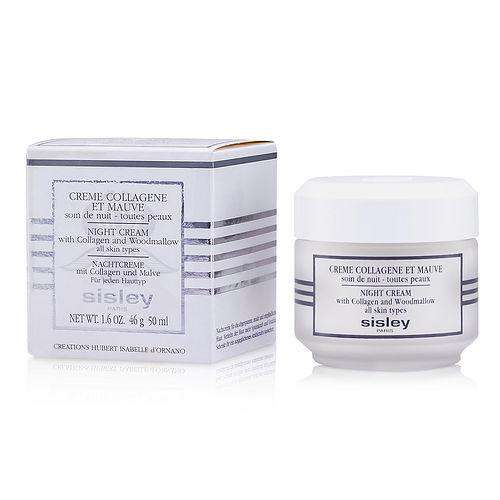 Sisley By Sisley Sisley Botanical Night Cream With Collagen & Woodmallow --50ml-1.6oz