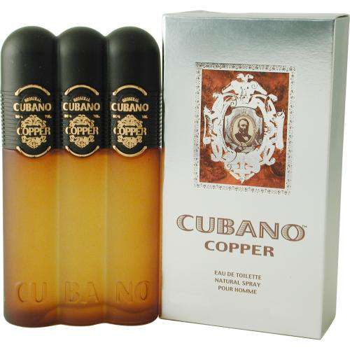Cubano Copper By Cubano Edt Spray 4 Oz