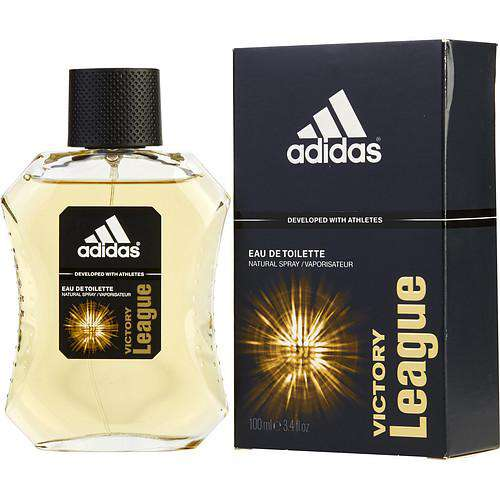 Adidas Victory League Edt Spray 3.4 Oz