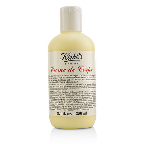 Kiehl's By Kiehl's Creme De Corps Body Moisturizer--250ml-8.4oz
