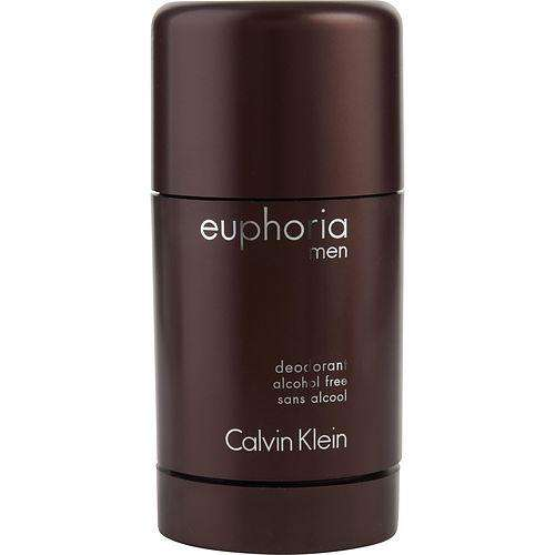 Euphoria Men By Calvin Klein Deodorant Stick Alcohol Free 2.6 Oz