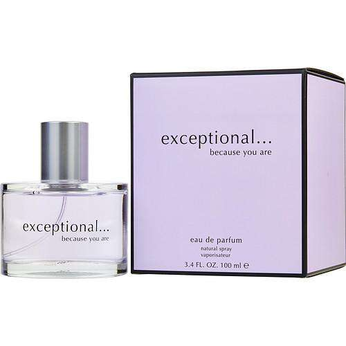 Exceptional-because You Are By Exceptional Parfums Eau De Parfum Spray 3.4 Oz