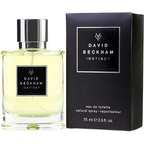 David Beckham Instinct By David Beckham Edt Spray 2.5 Oz