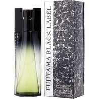 Fujiyama Black Label By Succes De Paris Edt Spray 3.3 Oz