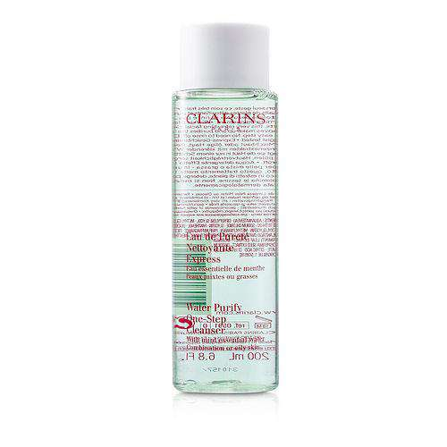 Clarins By Clarins Water Purify One Step Cleanser W- Mint Essential Water ( For Combination Or Oily Skin )--200ml-6.8oz
