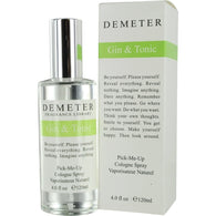 Demeter By Demeter Gin & Tonic Cologne Spray 4 Oz