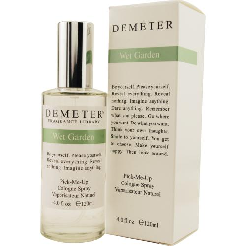 Demeter By Demeter Wet Garden Cologne Spray 4 Oz
