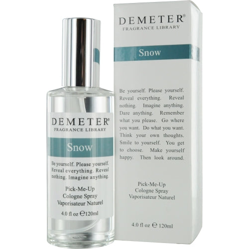 Demeter By Demeter Snow Cologne Spray 4 Oz