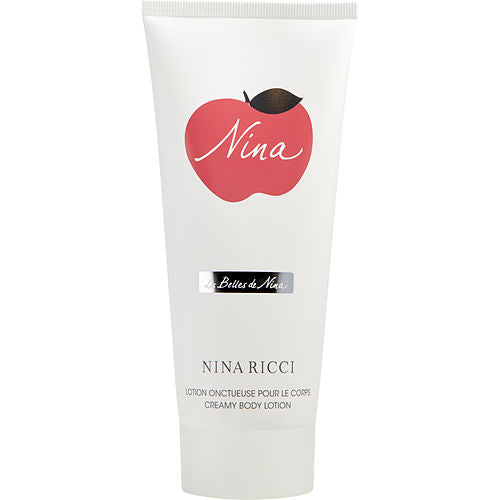 Nina By Nina Ricci Body Lotion 6.8 Oz